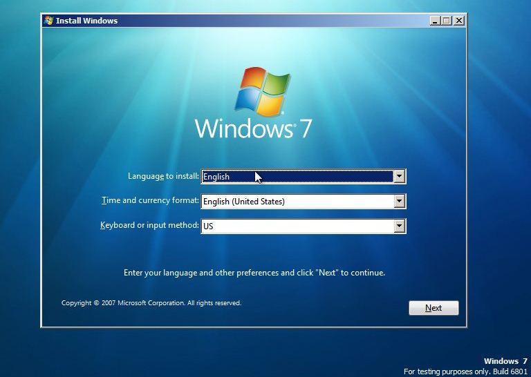 Windows 7 скачать Eng торрент - фото 9